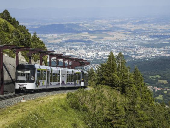 Activités des Thermes de Royat : La station thermale - Aux alentours