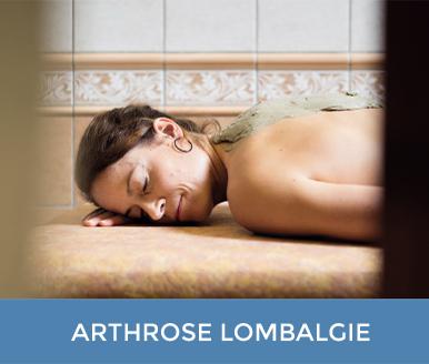Cure spécifique Arthrose lombalgie
