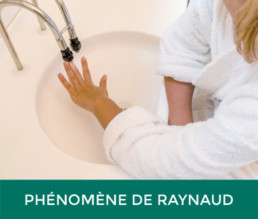 Cure spécifique Phénomène de Raynaud