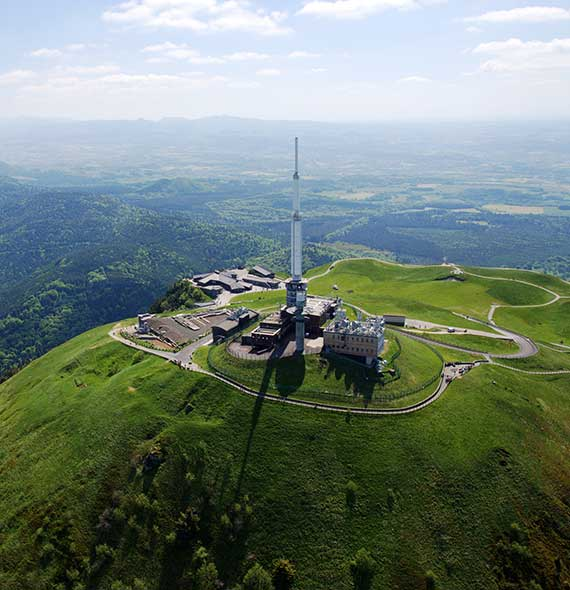 Aux portes des volcans d'Auvergne : Séjourner à Royat