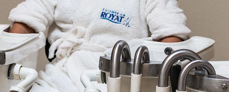 Mini-cure Phénomène de Raynaud - Thermes de Royat : Cure thermale