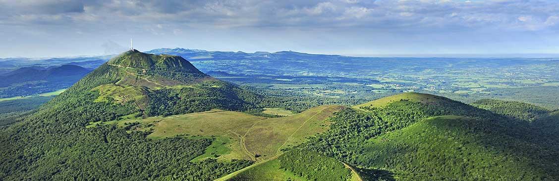 Aux portes des volcans d'Auvergne : Thermes de Royat