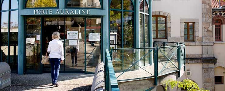 Votre cure en 4 étapes aux Thermes de Royat Chamalières en Auvergne