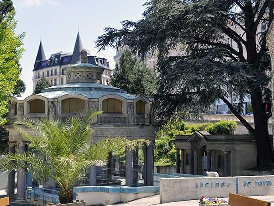 L'histoire des Thermes de Royat : Cure thermale en Auvergne