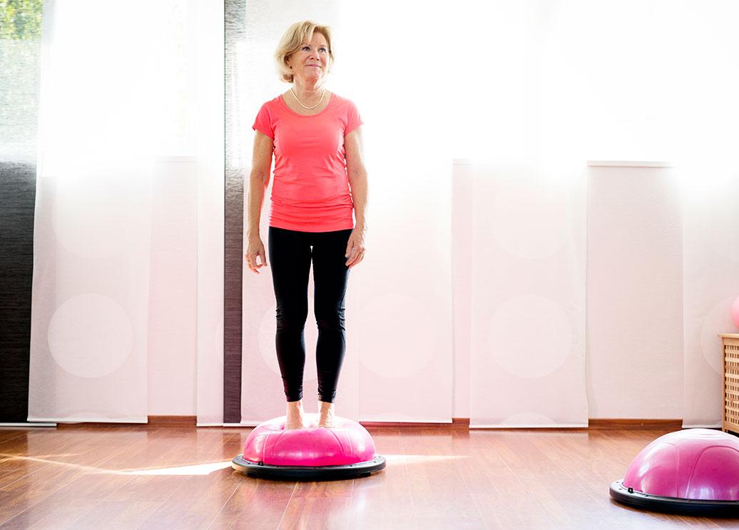 Ateliers équilibre et sport adapté aux Thermes de Royat : Cure thermale