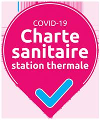 Logo de la Charte sanitaire